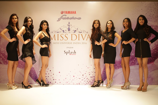 Yamaha Fascino Miss Diva 2016 receives an overwhelming response from Delhi