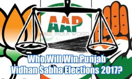 Which party has chances of victory in the 2017 Elections in Punjab?