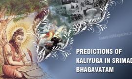 Predictions Of Kaliyuga In Srimad Bhagavata Purana