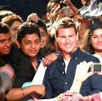 Meet & Greet With Tom Cruise