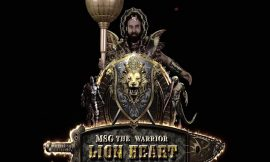 Gurmeet Ram Rahim Singh  is back with his new film titled 'MSG The Warrior – Lionheart'