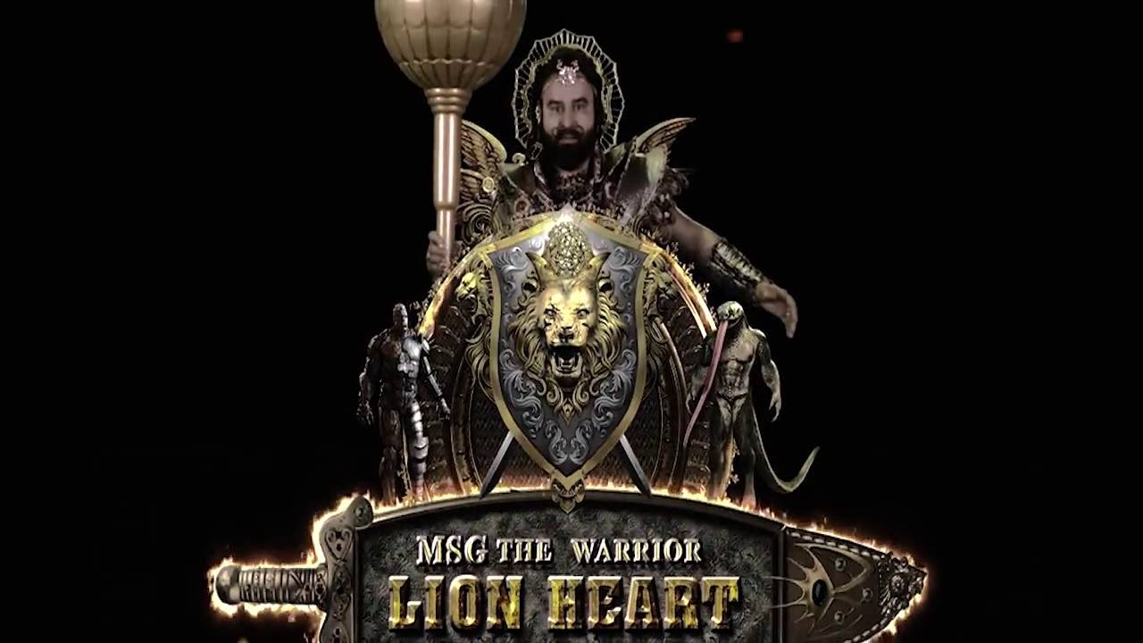 You are currently viewing Gurmeet Ram Rahim Singh  is back with his new film titled 'MSG The Warrior – Lionheart'