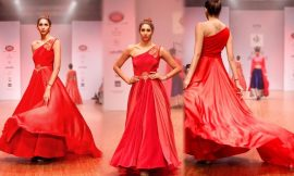 Inspired by British Era, an experiment with Style dazzled the ramp