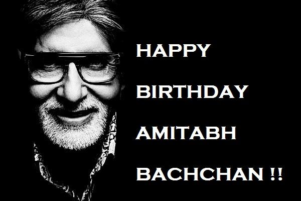 20 things that make Amitabh Bachchan special