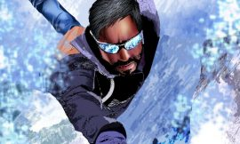 Shivaay coming up with comic book series in partnership with TBS Planet