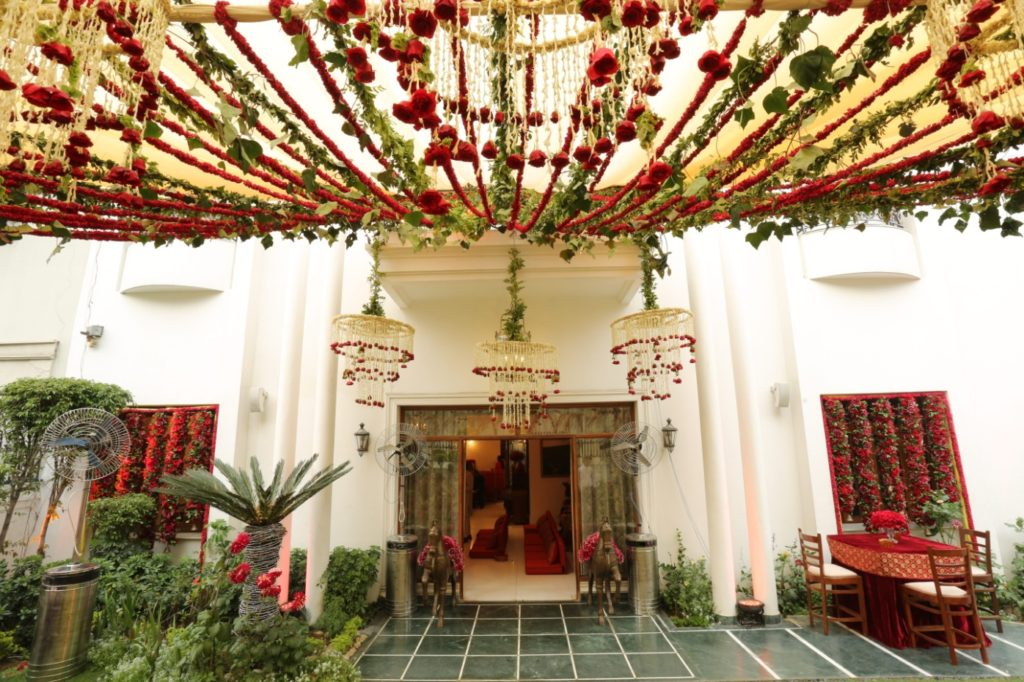 Imperializing Your Home as Your Wedding Venue