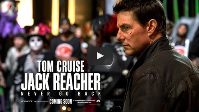 Jack Reacher :Great adaptation of a thrilling novel