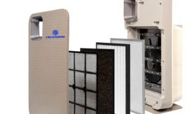 Breathe a Whiff of Fresh Air with Crusaders New Air Purifier XJ-3900-A with 6 Filters