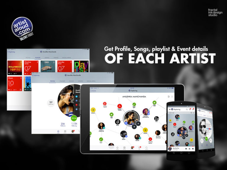 Read more about the article ARTIST ALOUD WINS THE BEST INTERACTION DESIGN – MOBILE APPS AT THE CII DESIGN EXCELLENCE AWARDS 2016