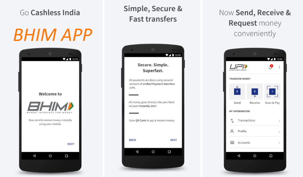PM Narendra Modi launches BHIM app for mobile payments