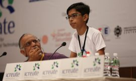 14-year-old boy bags Rs 5 crore MoU For Drones At Vibrant Gujarat Summit