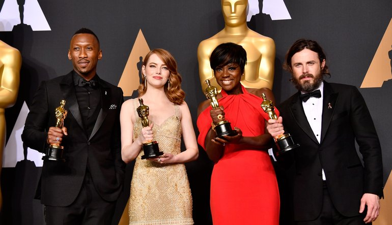 2017 Oscars: 'Moonlight' best picture, complete list of winners