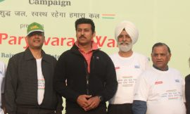 RAJPATH, INDIA GATE Witnesses the Biggest Rally on  Environment Awareness Drive