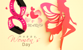 Gift your Woman Healthy Lifestyle on Women's Day