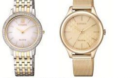 Citizen Launches Exquisite Watches for International Women's Day