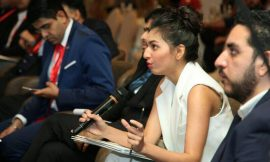 Manasi Kirloskar rocks Exhibit Magazine's panel that judged 100 Hottest Start-ups