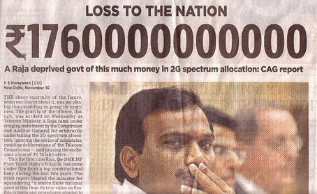 Read more about the article Biggest Scam In India After Independence