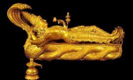Interesting Read : Mystery Behind the Seventh door of Shri Anantha Padmanabha swamy temple Anantha Padmanabha swamy, Kerala, South India