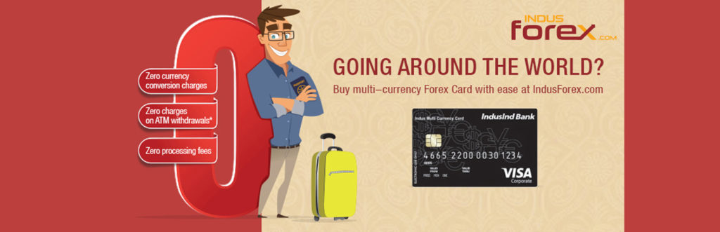IndusInd Bank launches IndusForex.com – one stop portal for all foreign exchange needs