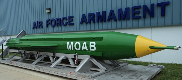 MOAB: 5 Things To Know About The Most Powerful Non-Nuclear Bomb In The World