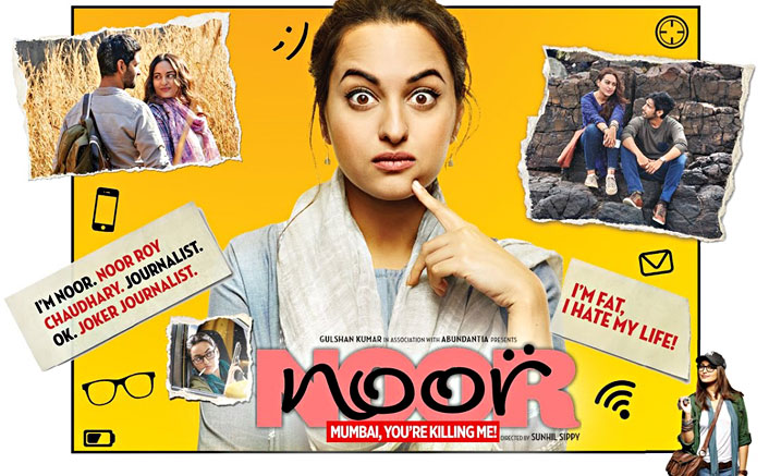 Noor movie review: Sonakshi shines in a flawed film