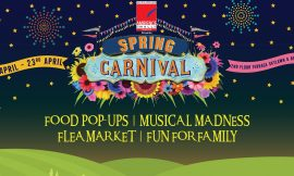 Ambience Spring Carnival – a three day extravaganza concluded successfully