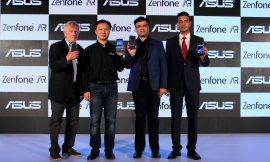 ASUS unveils Zenfone AR