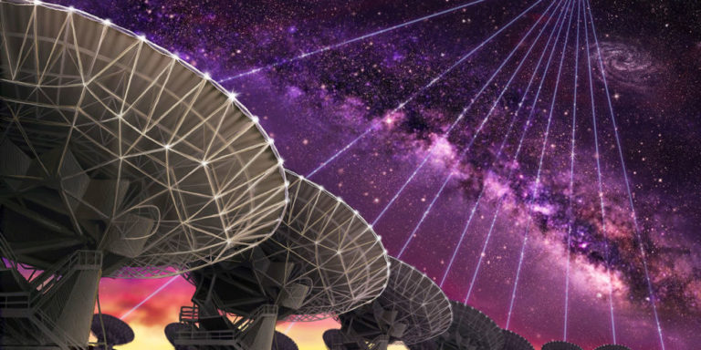 Read more about the article Scientists Spot 15 Mysterious Radio Bursts From a Distant Galaxy
