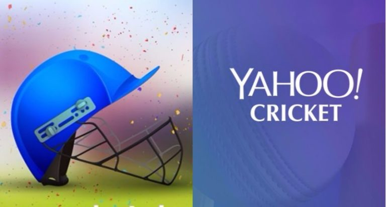 Read more about the article Yahoo Cricket app gets a brand new look!