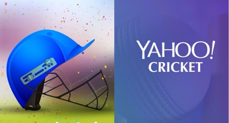 Yahoo Cricket app gets a brand new look!