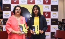"Former SBI chief, Arundhati Bhattacharya launches teenager Neeha Gupta's debut novel ""Different"" at Crossword Bookstores"