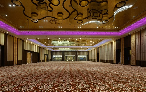 EXPERIENCE A ROYAL WEDDING PRE-EMINENCE AT RADISSON BLU AGRA'S NEW LUXURY WING