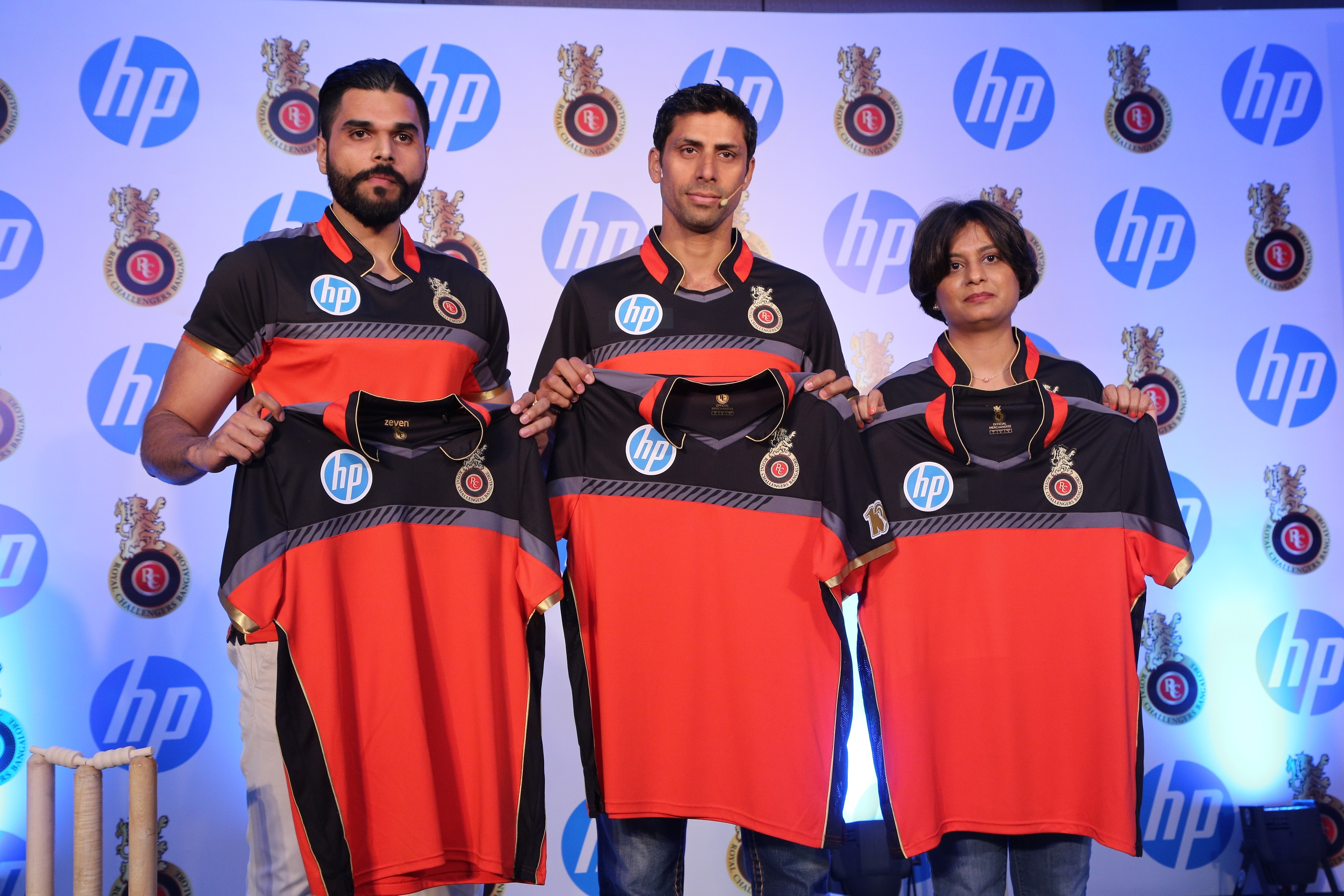 You are currently viewing HP partners with Royal Challengers Bangalore