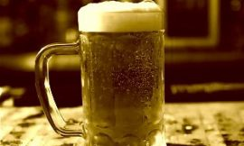 What quantity of beer is good for you in summers?