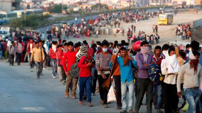 You are currently viewing Why are migrant workers so desperate to go back home?
