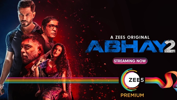 Abhay Season 2- Unpredictable and gripping crime thriller